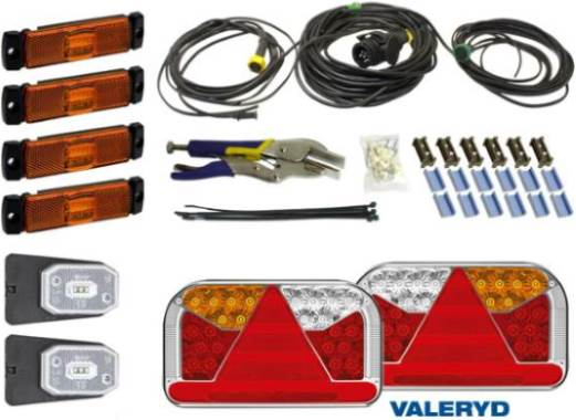 Read more about Electrical system & trailer lighting